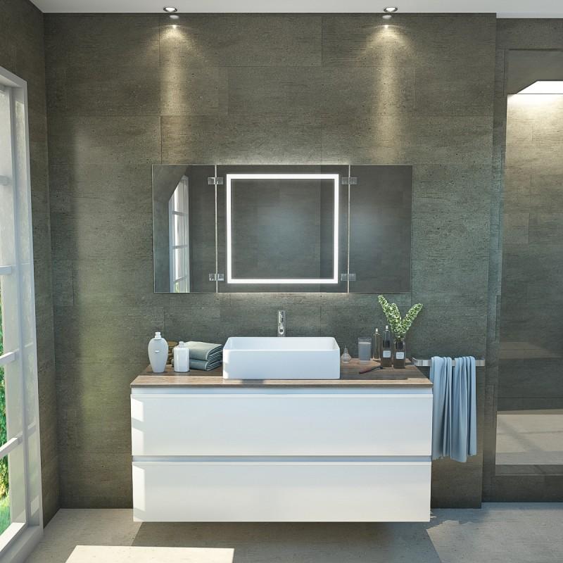 badezimmerspiegel klappbar kaufen  ivy spiegel21