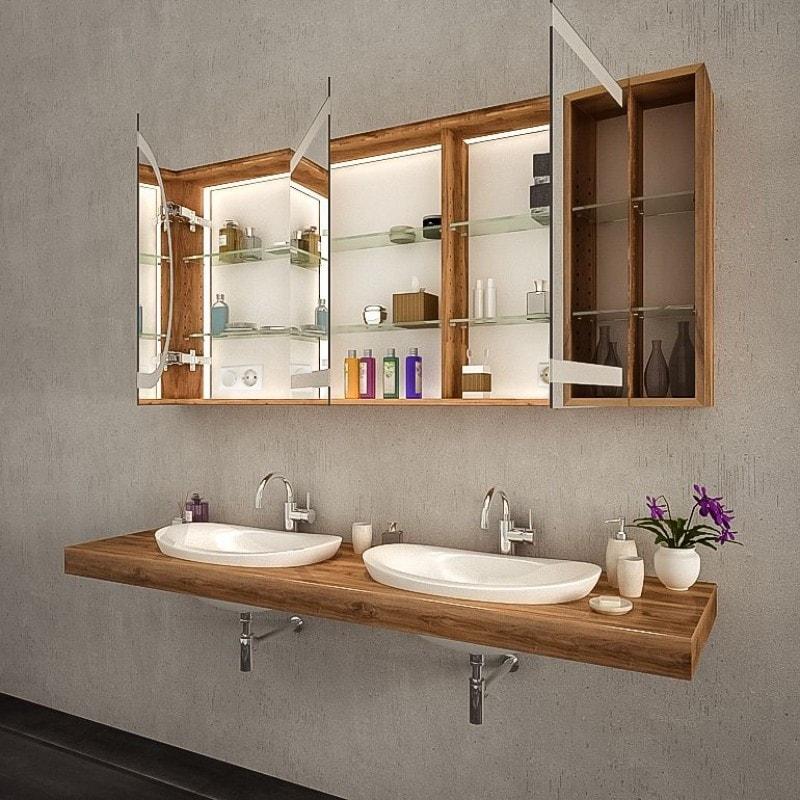 Spiegelschrank Bad kaufen   Merida   Spiegel21