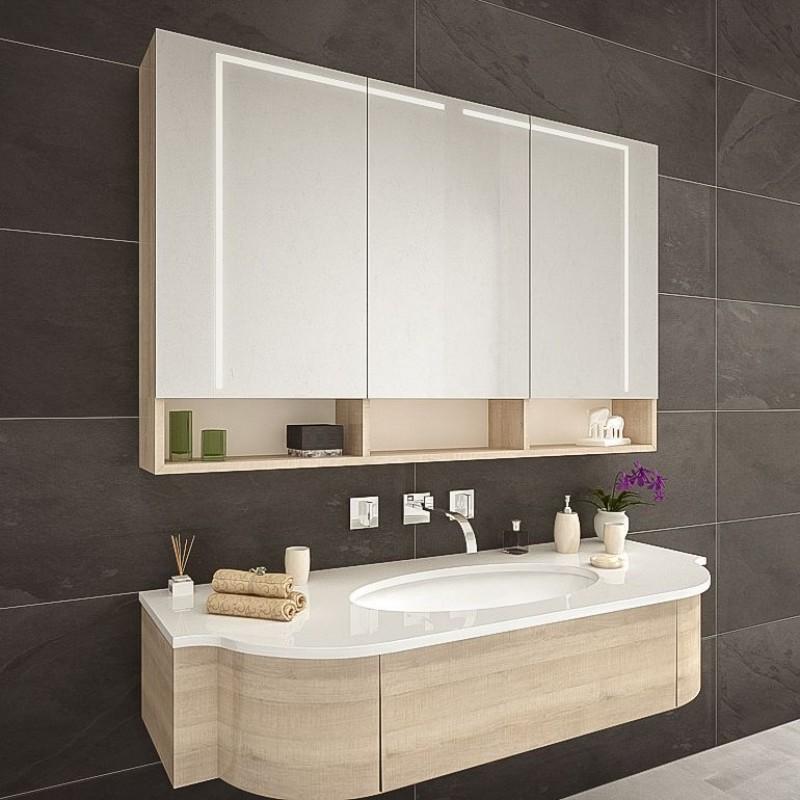 Unterputz Spiegelschrank Bad kaufen   Turin   Spiegel21